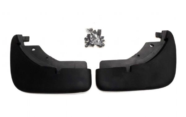 Genuine Jaguar XJ 2003-2007 Front Mudflap Kit